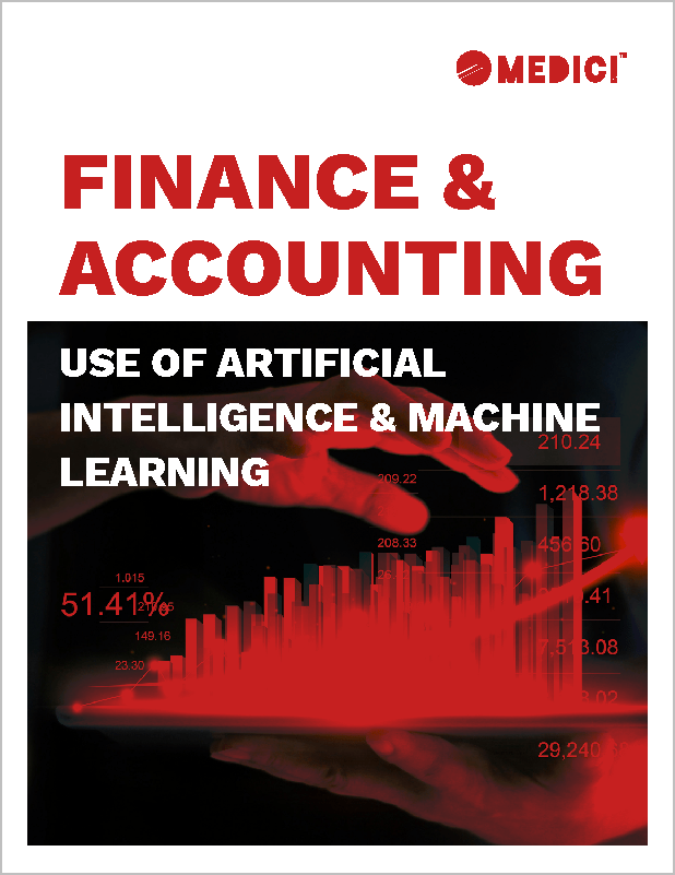 Finance and Accounting: Use of Artificial Intelligence and Machine Learning