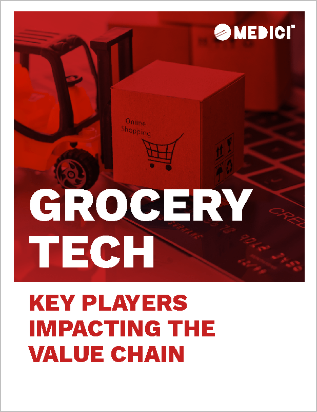 Grocery Tech – Key Players Impacting the Value Chain