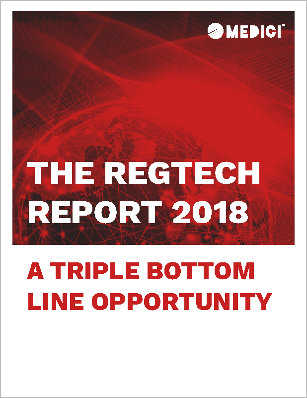 RegTech – A Triple Bottom Line Opportunity