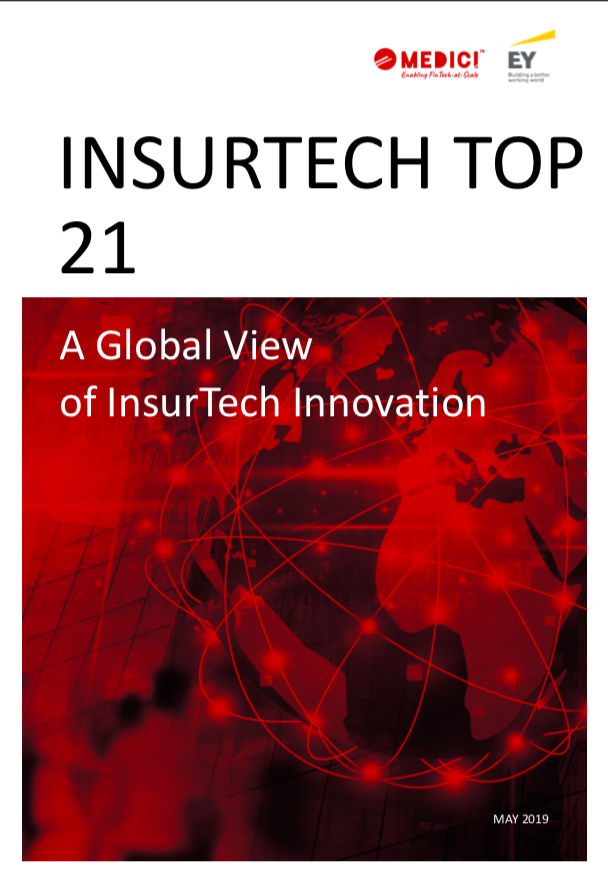 InsurTech Top 21 - A Global View of InsurTech Innovation