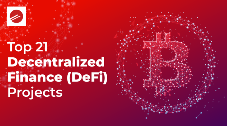 Top 21 Decentralized Finance (DeFi) Projects – By MEDICI