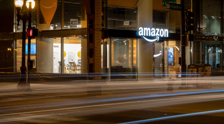 Amazonization: A Forest of Ideas for Banking and Finance