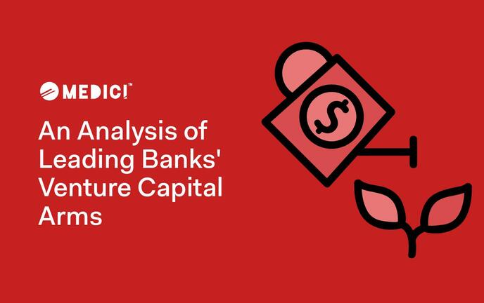 An Analysis of Leading Banks' Venture Capital Arms