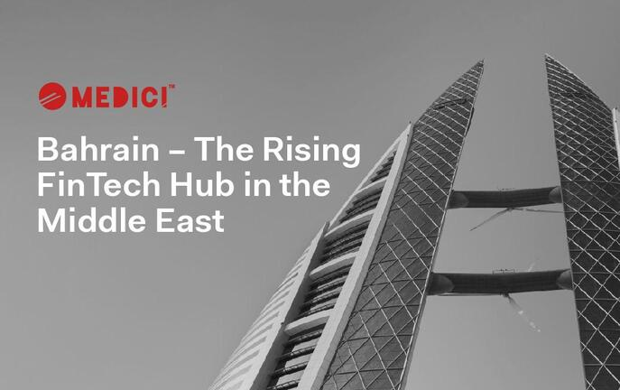 Bahrain – The Rising FinTech Hub in the Middle East