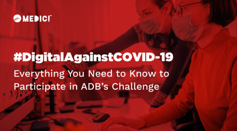 #DigitalAgainstCOVID-19: Everything You Need to Know to Participate in ADB's Challenge