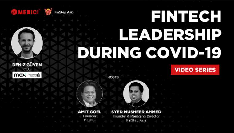 FinTech Leadership During the COVID-19 Crisis – Video Series