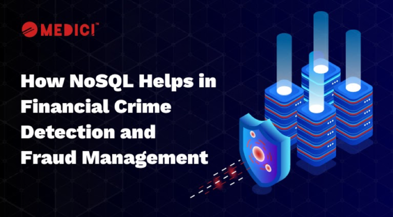 How NoSQL Helps in Financial Crime Detection and Fraud Management