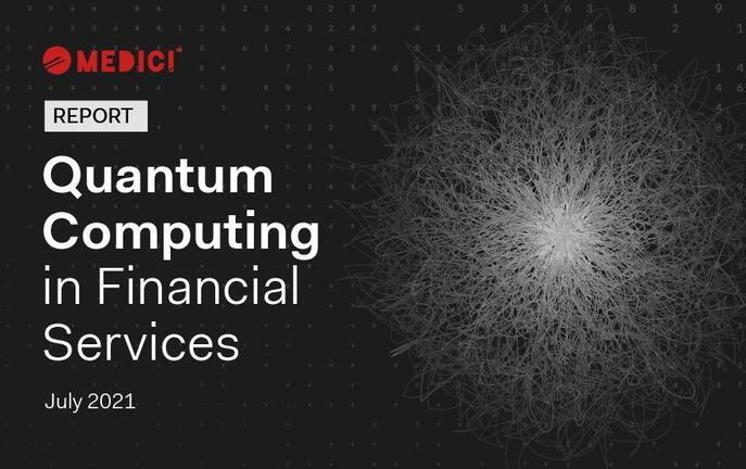Quantum Computing in Financial Services – Report by MEDICI