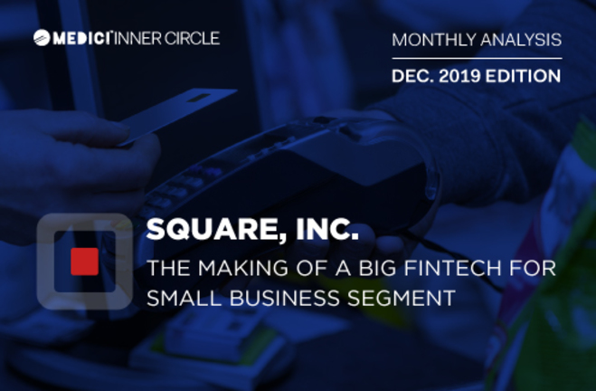 Square, Inc.: The Making of a Big FinTech for the Small Business Segment