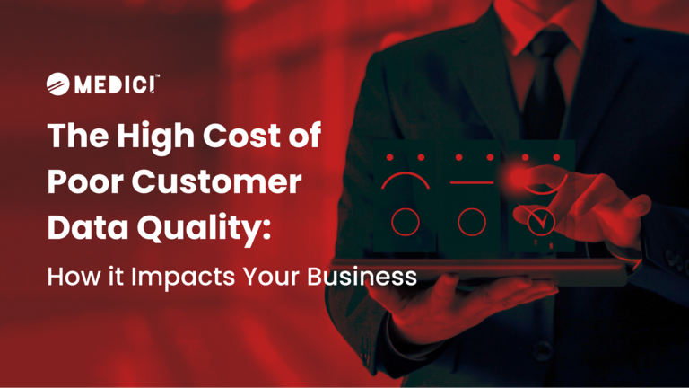 The High Cost of Poor Customer Data Quality: How It Impacts Your Business