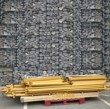 16ft Refurbished Kwikstage Scaffold Package - (2 x 8ft Bays) - Galvanised Battens