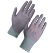 Electron Polyurethane Coated Nylon Glove - Grey 12 Pack in Extra Large