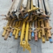 Used Kwikstage Scaffolding - 16ft run x 16ft platform height