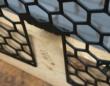 PLASTIC BRICKGUARD (HEXGUARD) - 20 Pack - Black
