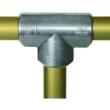 Aluminium Long Tee (48.3mm) - Kee Lite (L25-8)