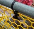 PLASTIC BRICKGUARD (HEXGUARD) - 100 Pack - Yellow