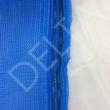 Debris Netting - 3m x 50m - Blue.