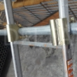 Pressed Steel Ladder Clamp