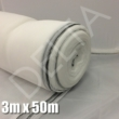 Debris Netting - 3m x 50m - White Netting