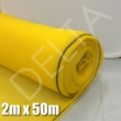 Debris Netting - 2m x 50m Yellow