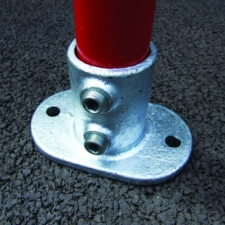 Railing Base Flange 132-A (26.9mm)