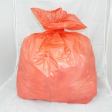 200 Medium Duty Red Refuse Sacks - Bin Bags