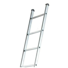 7m Galvanised Steel Scaffolding Ladder