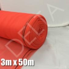Debris Netting - 3m x 50m - Red