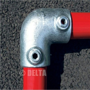 90° Elbow 125-A (Tube 26.9mm)