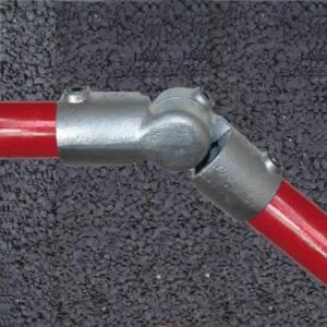 Adjustable Knuckle, Lockable 166-B (33.7mm)
