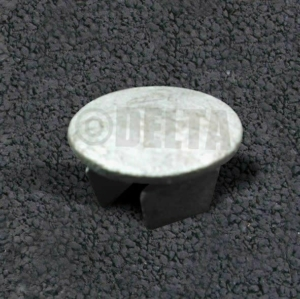 184-B Metal Stop End for 33.7mm Tube