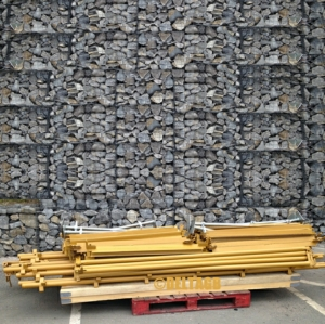 24ft Refurbished Kwikstage Scaffold Package - (3 x 8ft Bays) - Galvanised Battens