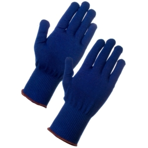 Superthermal Gloves - Blue (Pack of 12 Pairs)