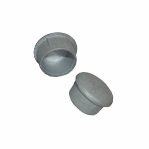 Aluminium Stop End 333D (48.3mm)