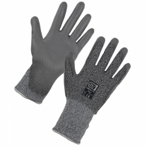 Deflector 5X Cut Resistant Gloves (Cut Level 5) - 1 Pair, Large