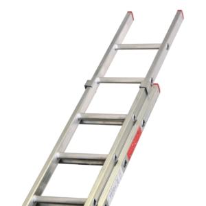 Aluminium Lyte 2 Section Pushup Extension Ladder