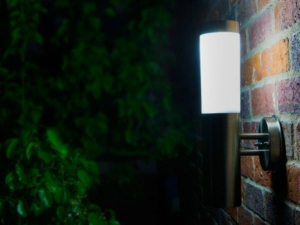 Canterbury XT Solar LED Wall Light