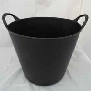 Flexi Tub - Black - 42L