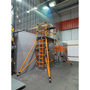 Lyte Lift Folding Work Tower System, GRP