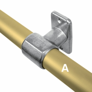 Aluminium Handrail Bracket (48.3mm) - Kee Lite (L70-8)