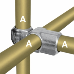 Aluminium Combination Socket (33.7mm) - Kee Lite (L46-6)