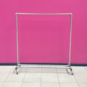 Scaffolding Clothes Rail Kit with Shoe rack - 170cm x 160cm
