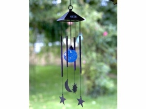 Sun Moon Star Wind Chime LED Light