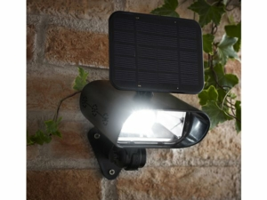 Thea Solar Garden LED Spotlight