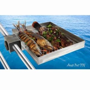 Asado Boat Barbecue