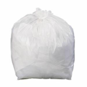 200 Economy Duty Clear Refuse Sacks/Bin Bags