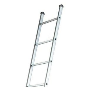 4m Galvanised Steel Scaffolding Ladder
