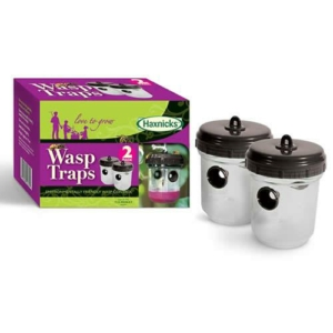 Wasp Traps X2