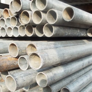 8ft Used Scaffolding Tube 4mm x 48.3mm o/d