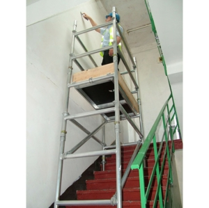 StairLyte Work Tower System, Aluminium